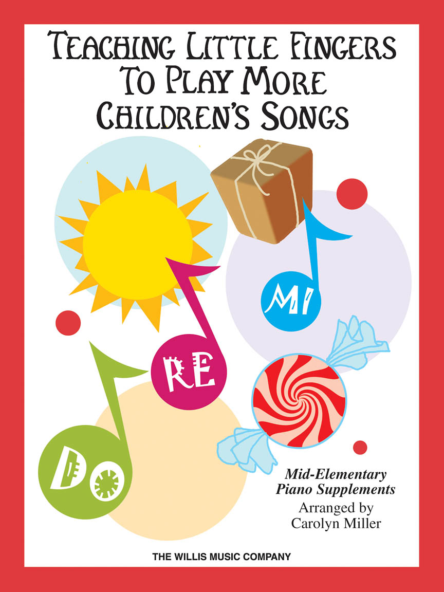 Product Cover for Teaching Little Fingers to Play More Children's Songs