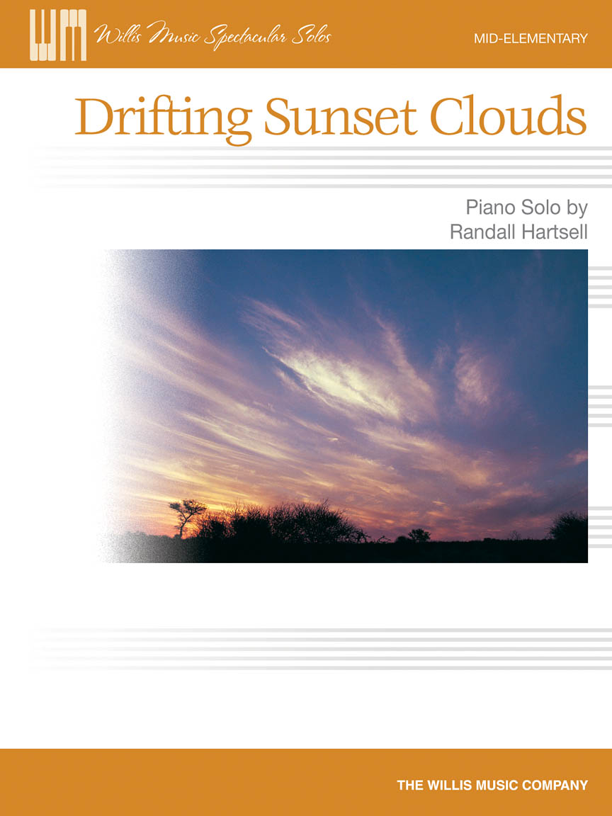 Product Cover for Drifting Sunset Clouds