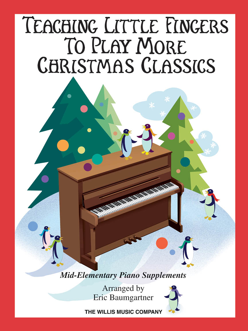 Product Cover for Teaching Little Fingers to Play More Christmas Classics