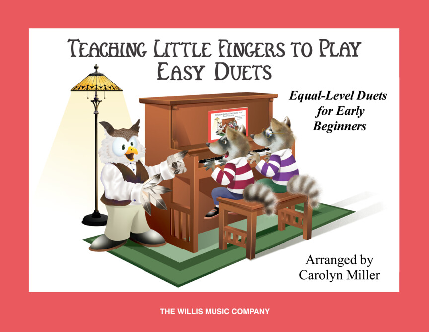 Product Cover for Teaching Little Fingers to Play Easy Duets