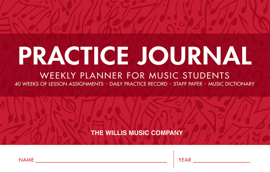 Product Cover for Practice Journal