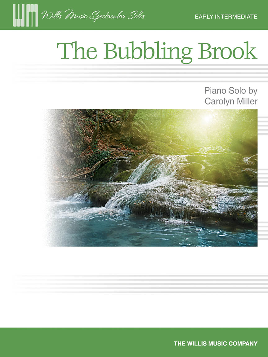 Product Cover for The Bubbling Brook