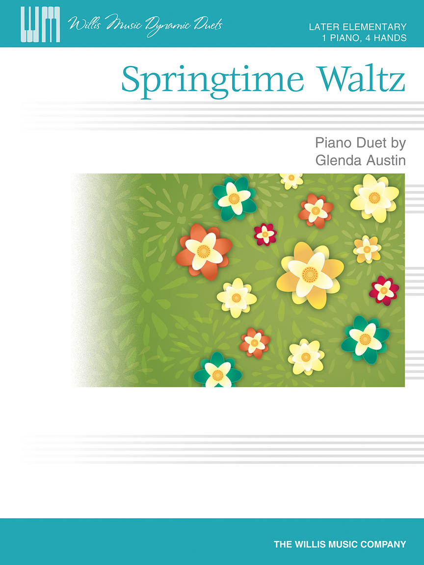 Product Cover for Springtime Waltz