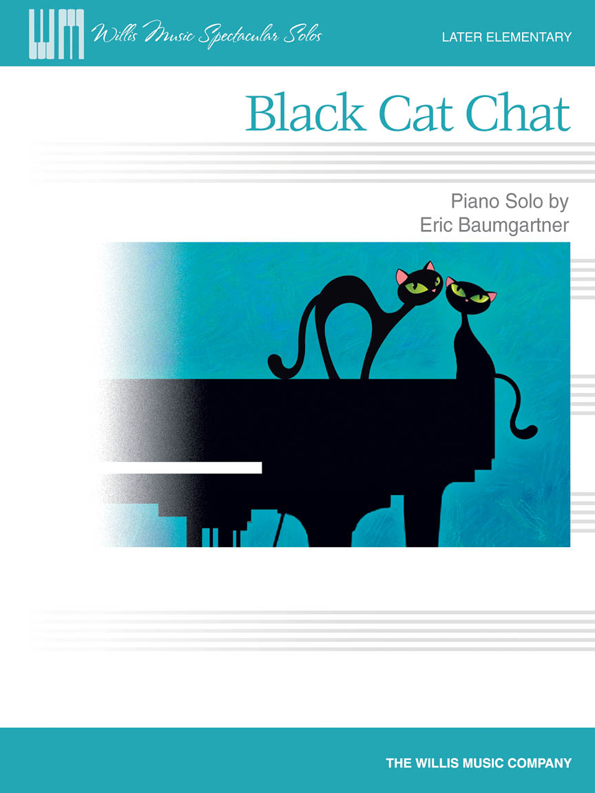Product Cover for Black Cat Chat