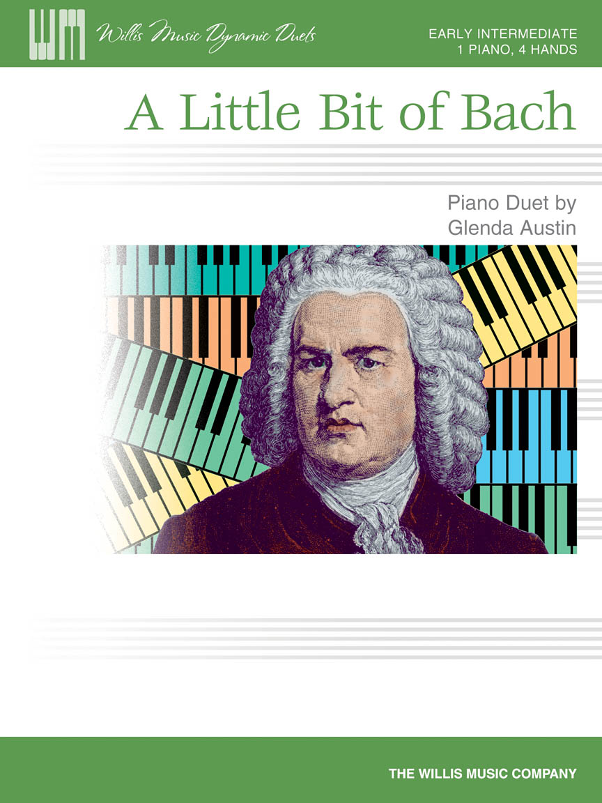 Product Cover for A Little Bit of Bach