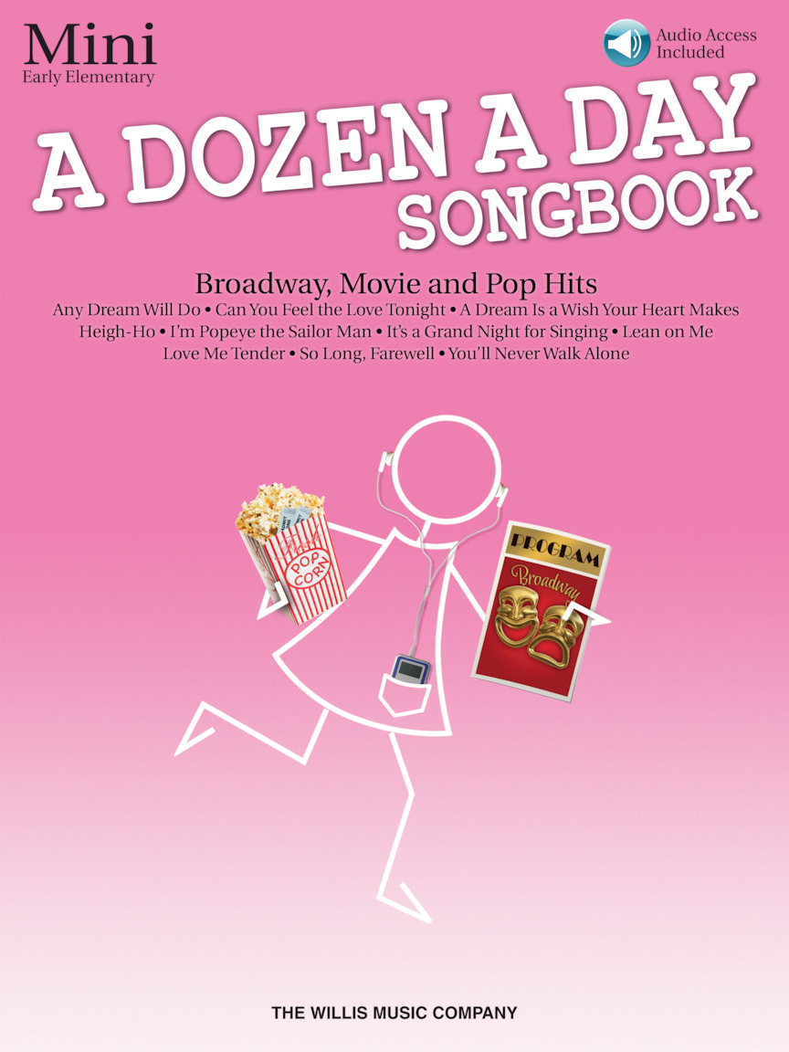 A Dozen a Day Songbook – Mini