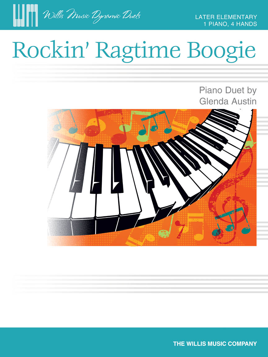Product Cover for Rockin' Ragtime Boogie