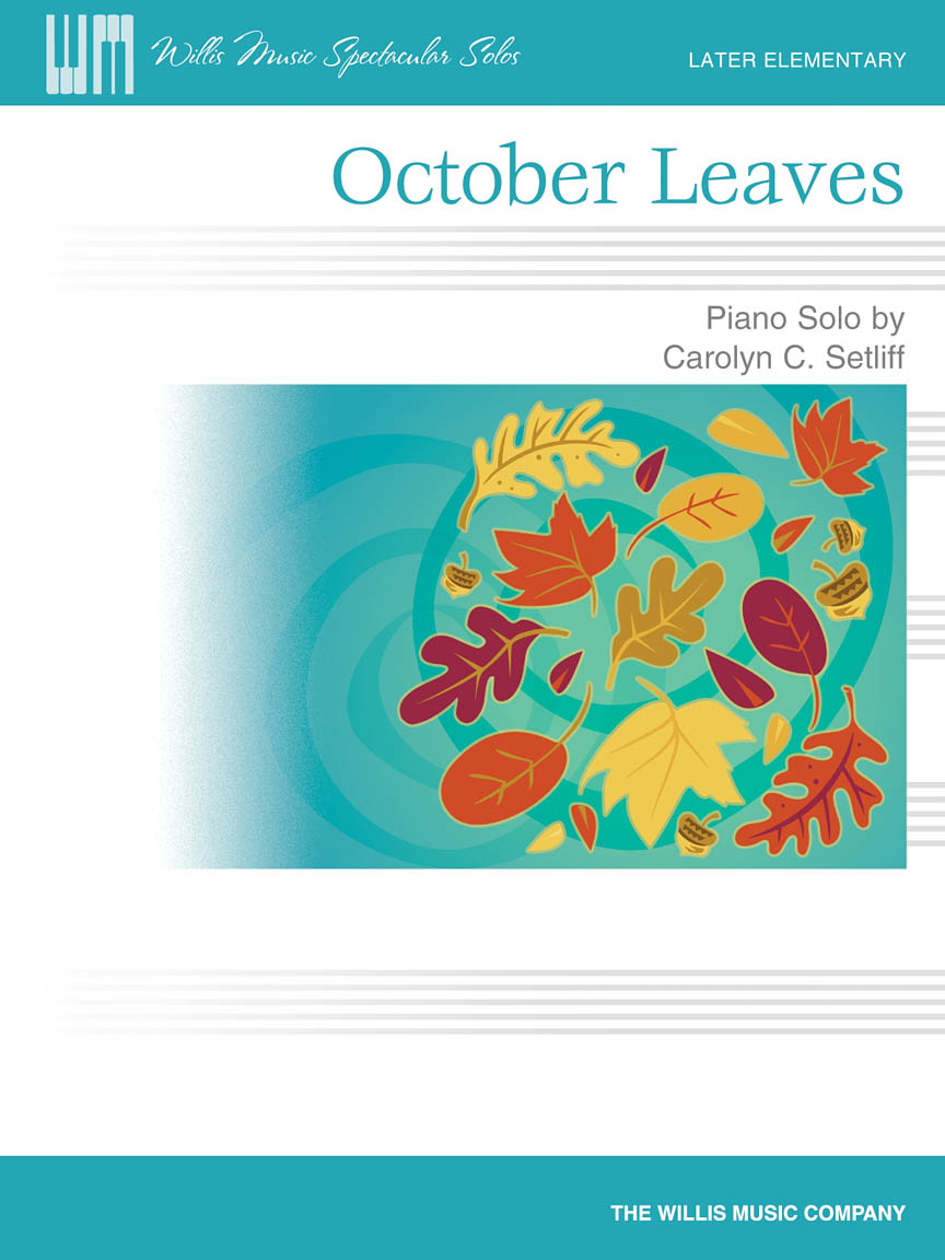Product Cover for October Leaves