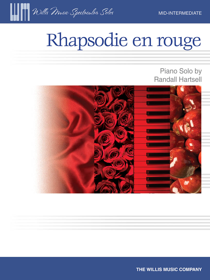 Product Cover for Rhapsodie en rouge