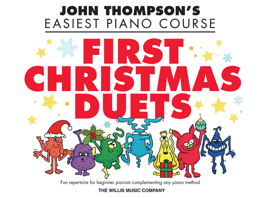 Product Cover for First Christmas Duets