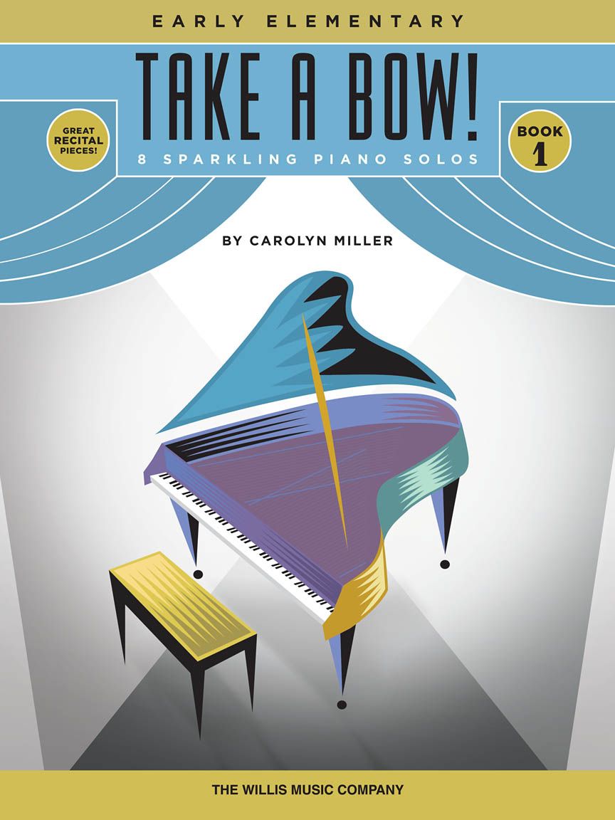 Product Cover for Take a Bow! Book 1