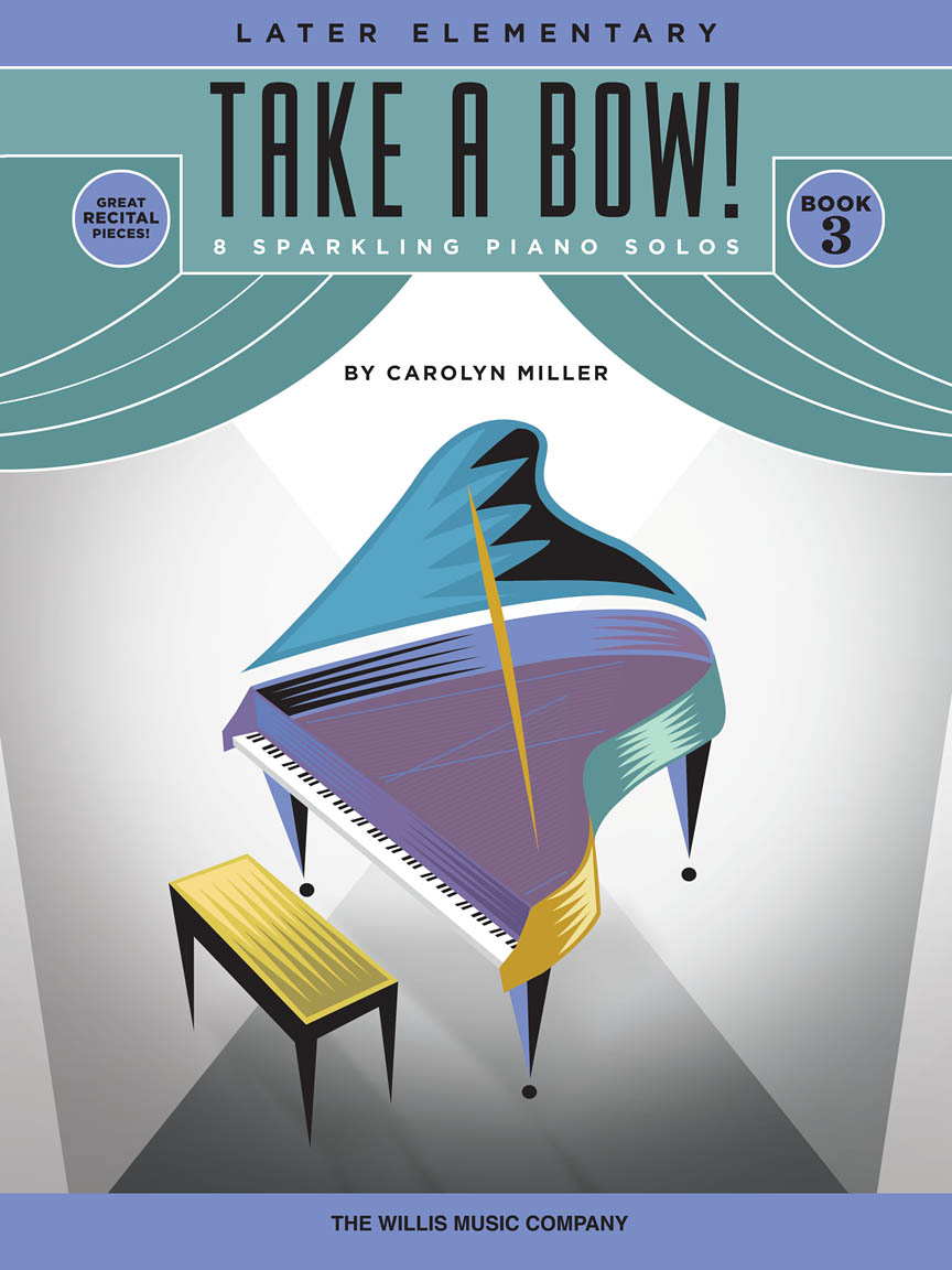 Product Cover for Take a Bow! Book 3