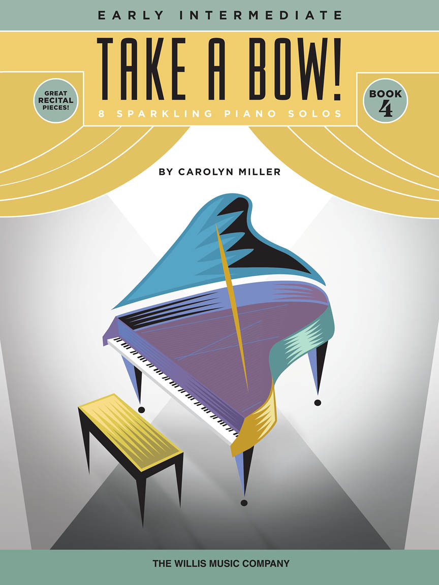 Product Cover for Take a Bow! Book 4