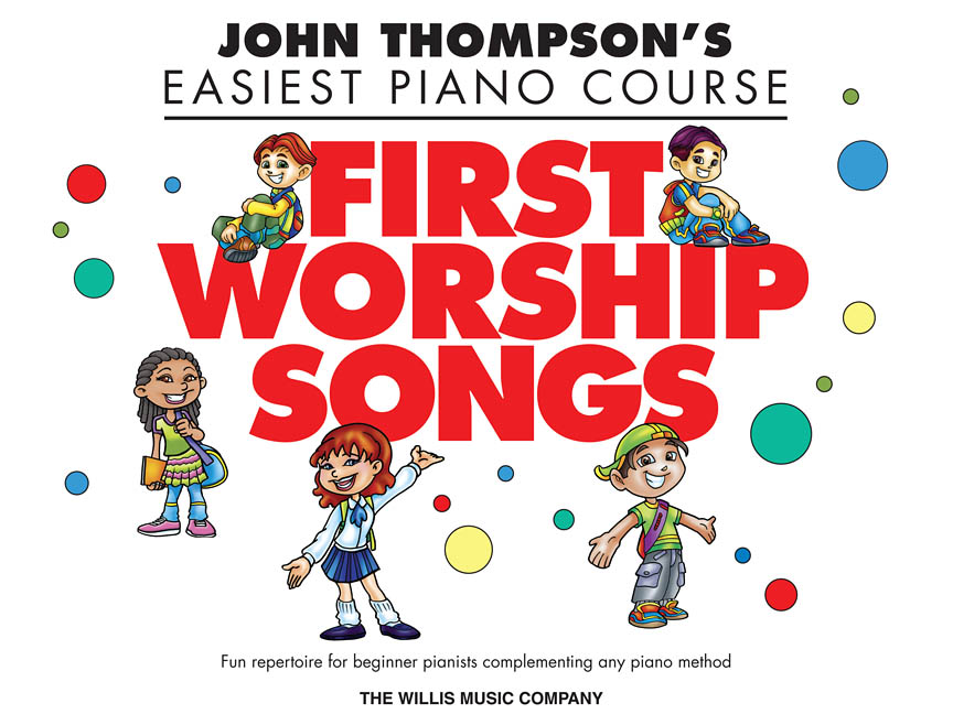 Product Cover for First Worship Songs