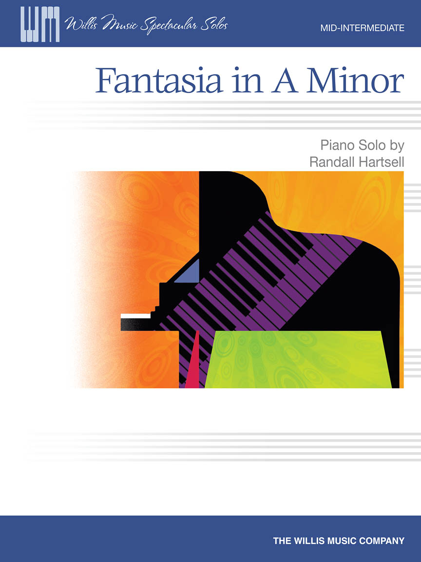 Product Cover for Fantasia in A Minor