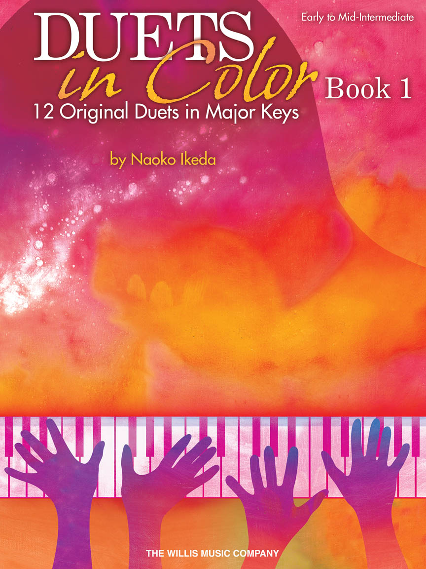 Product Cover for Duets in Color – Book 1