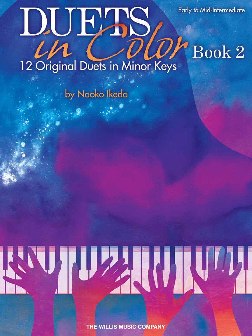 Product Cover for Duets in Color – Book 2