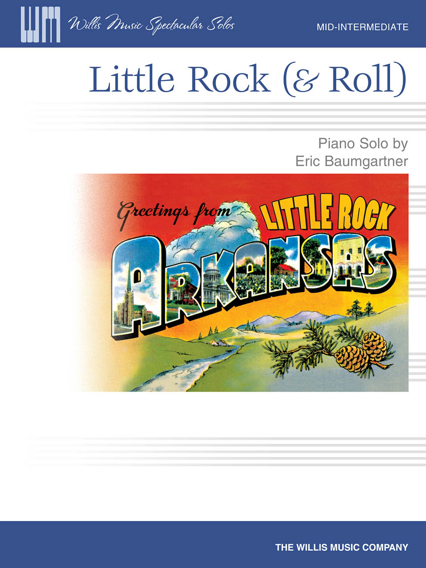 Product Cover for Little Rock (& Roll)