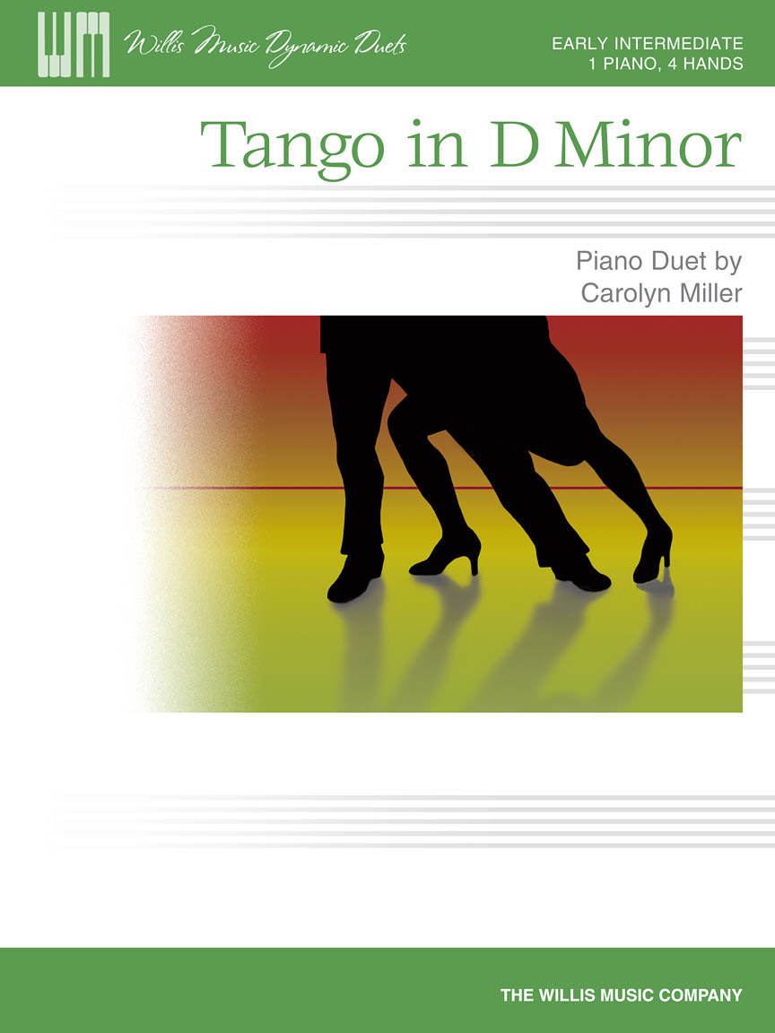 Product Cover for Tango in D Minor