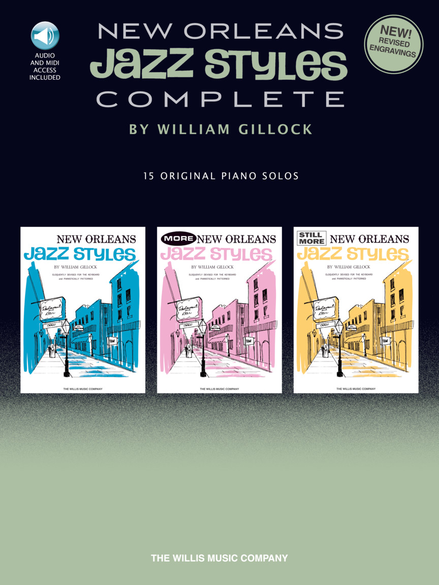 Product Cover for New Orleans Jazz Styles – Complete
