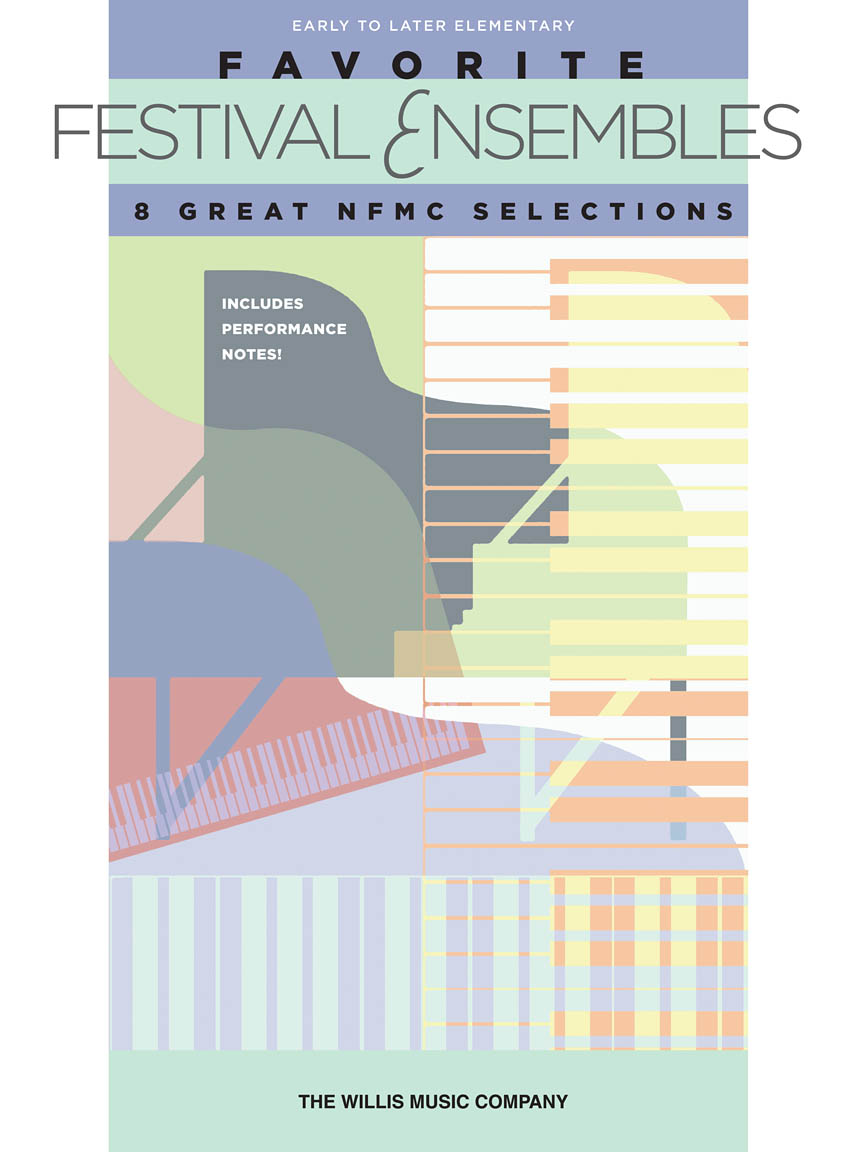 Product Cover for Favorite Festival Ensembles – 8 Great NFMC Selections