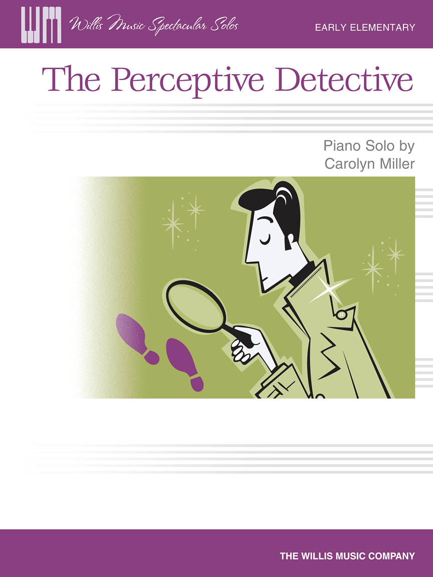 Product Cover for The Perceptive Detective