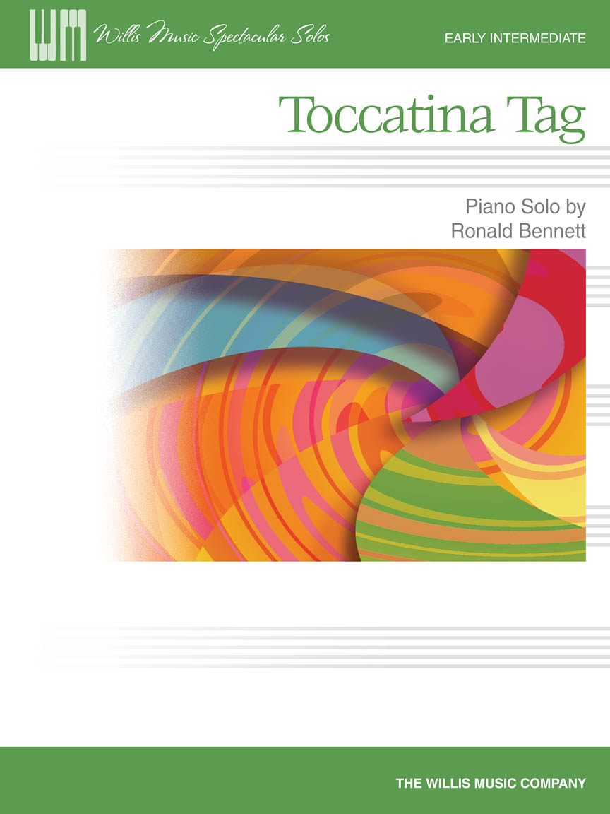 Product Cover for Toccatina Tag