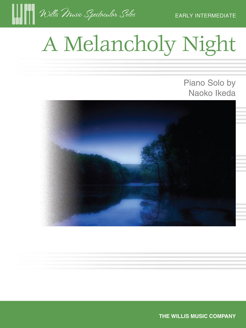 Product Cover for A Melancholy Night