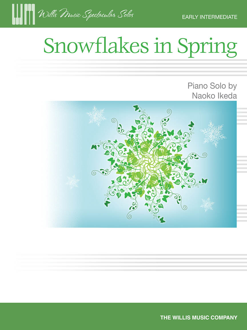 Product Cover for Snowflakes in Spring