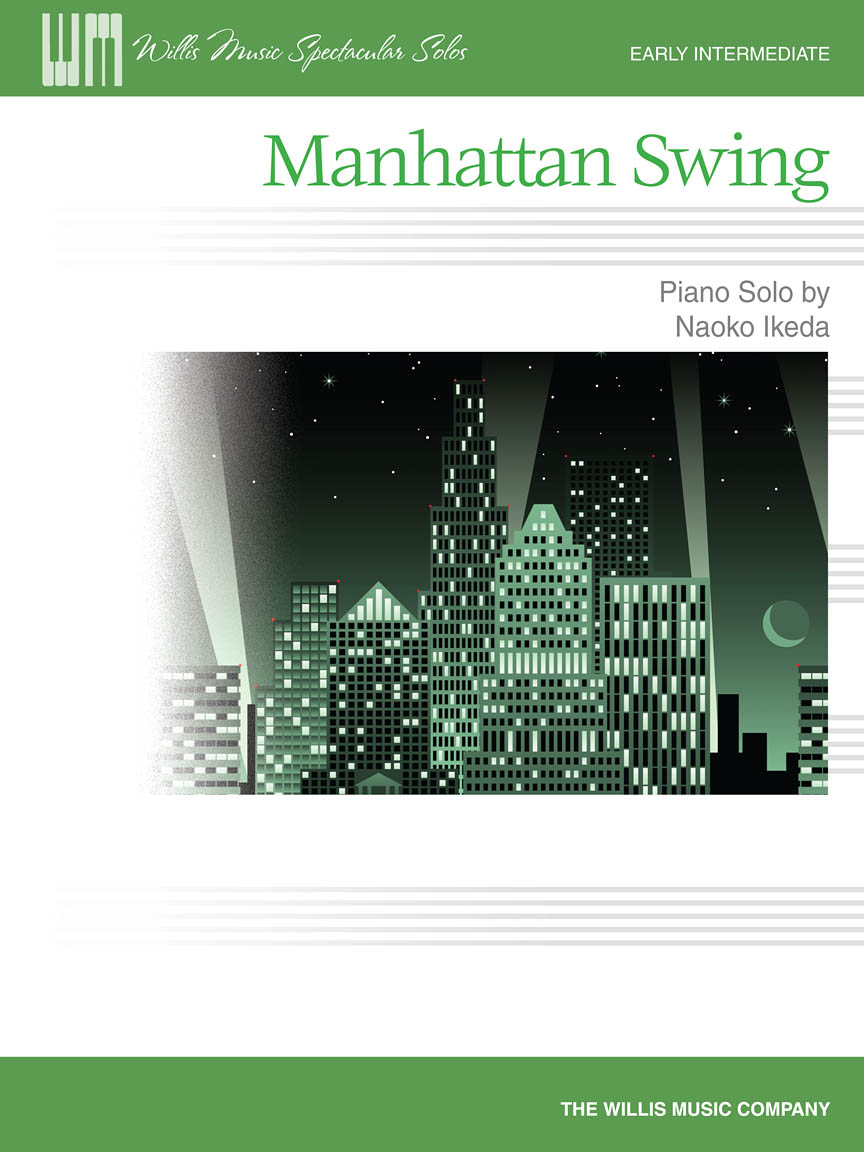 Product Cover for Manhattan Swing