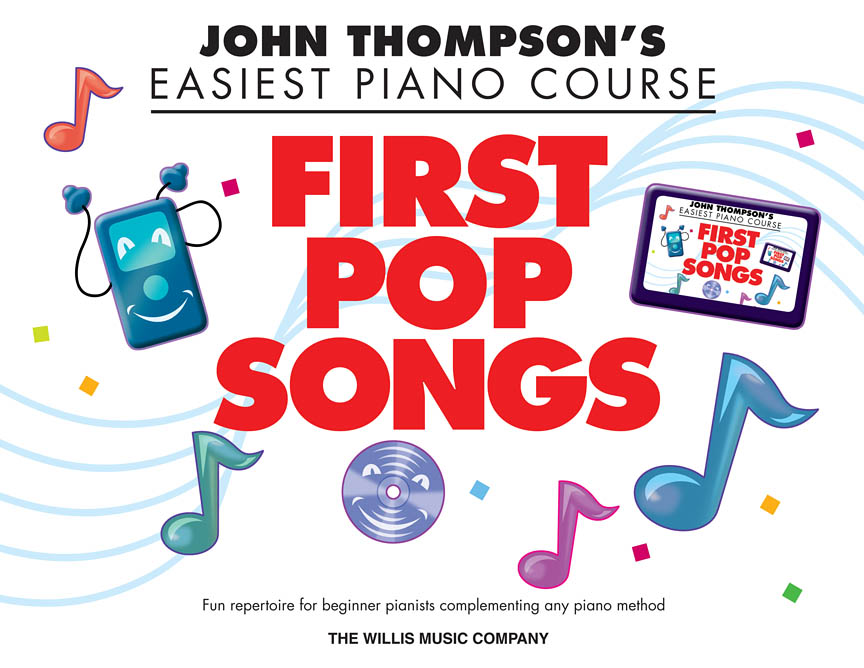 Product Cover for First Pop Songs