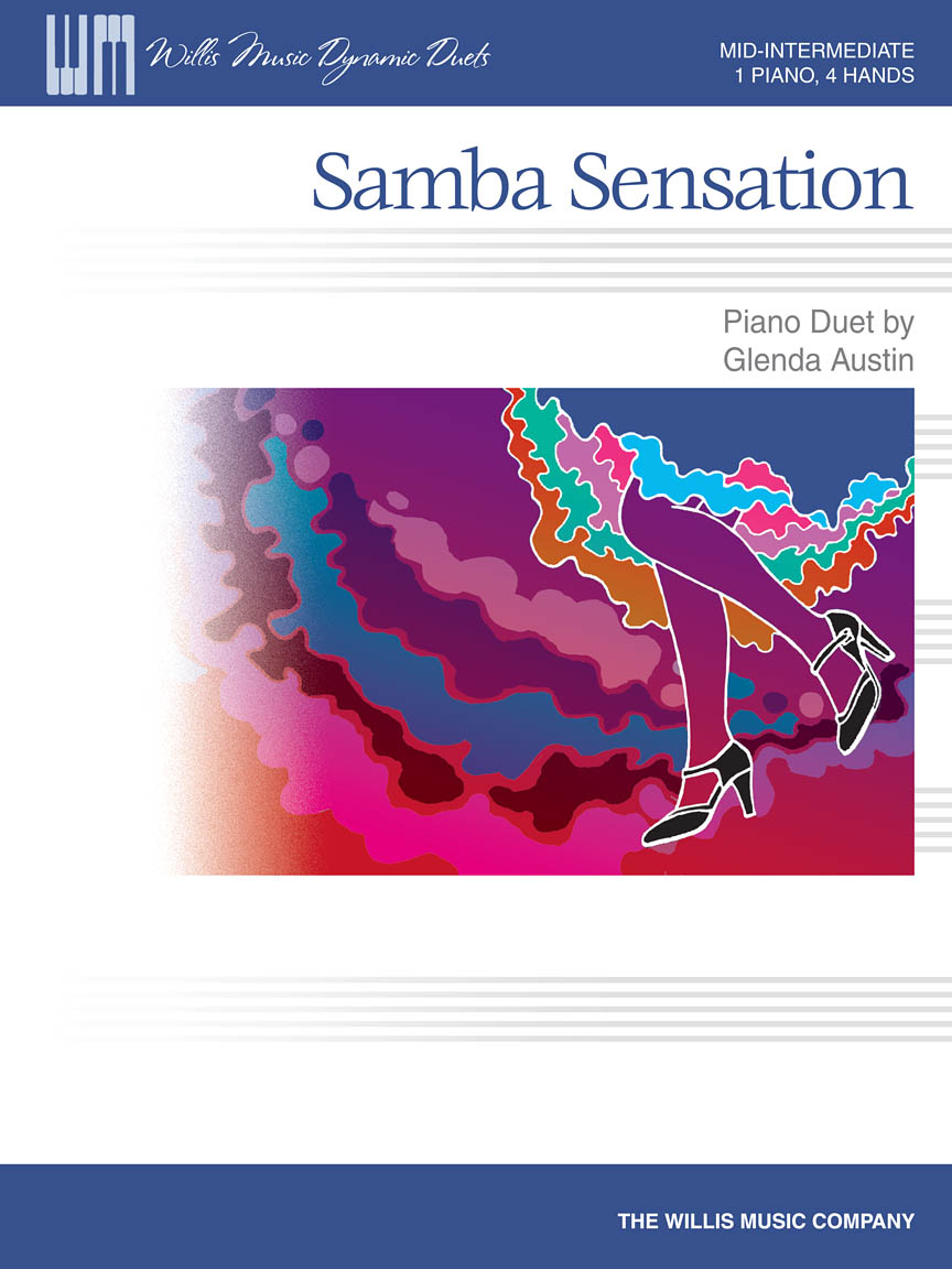 Product Cover for Samba Sensation