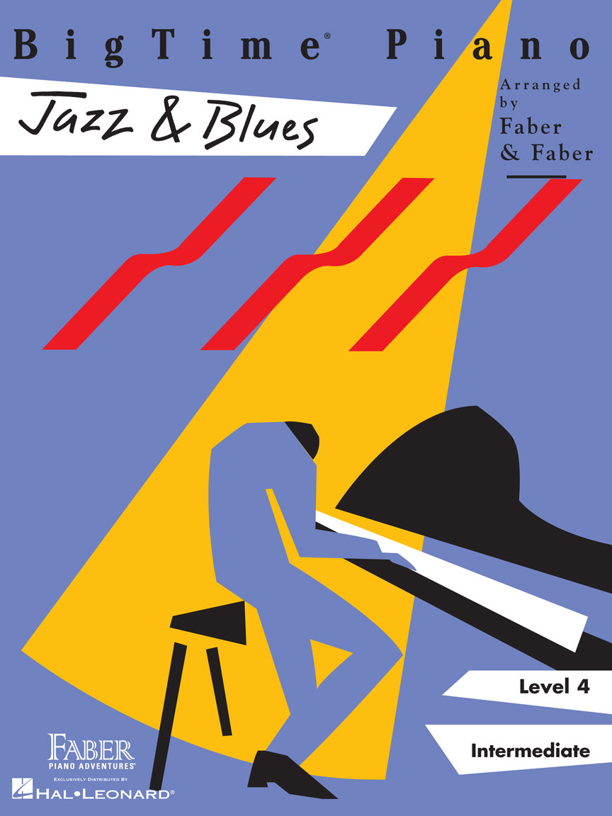 Product Cover for BigTime® Piano Jazz & Blues
