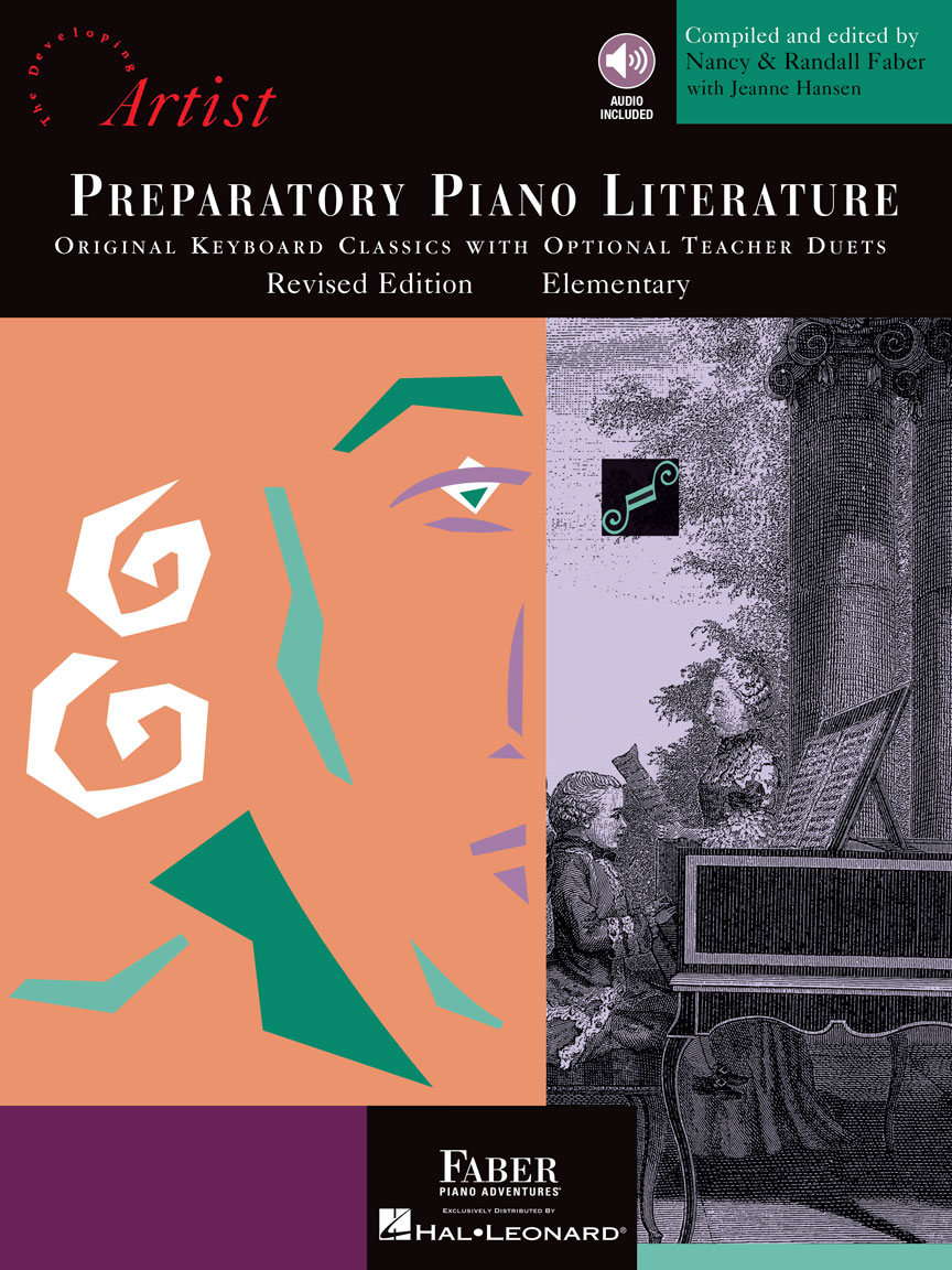 Product Cover for Preparatory Piano Literature