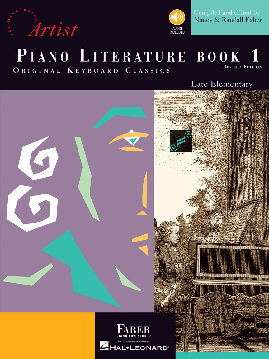 Product Cover for Piano Literature – Book 1