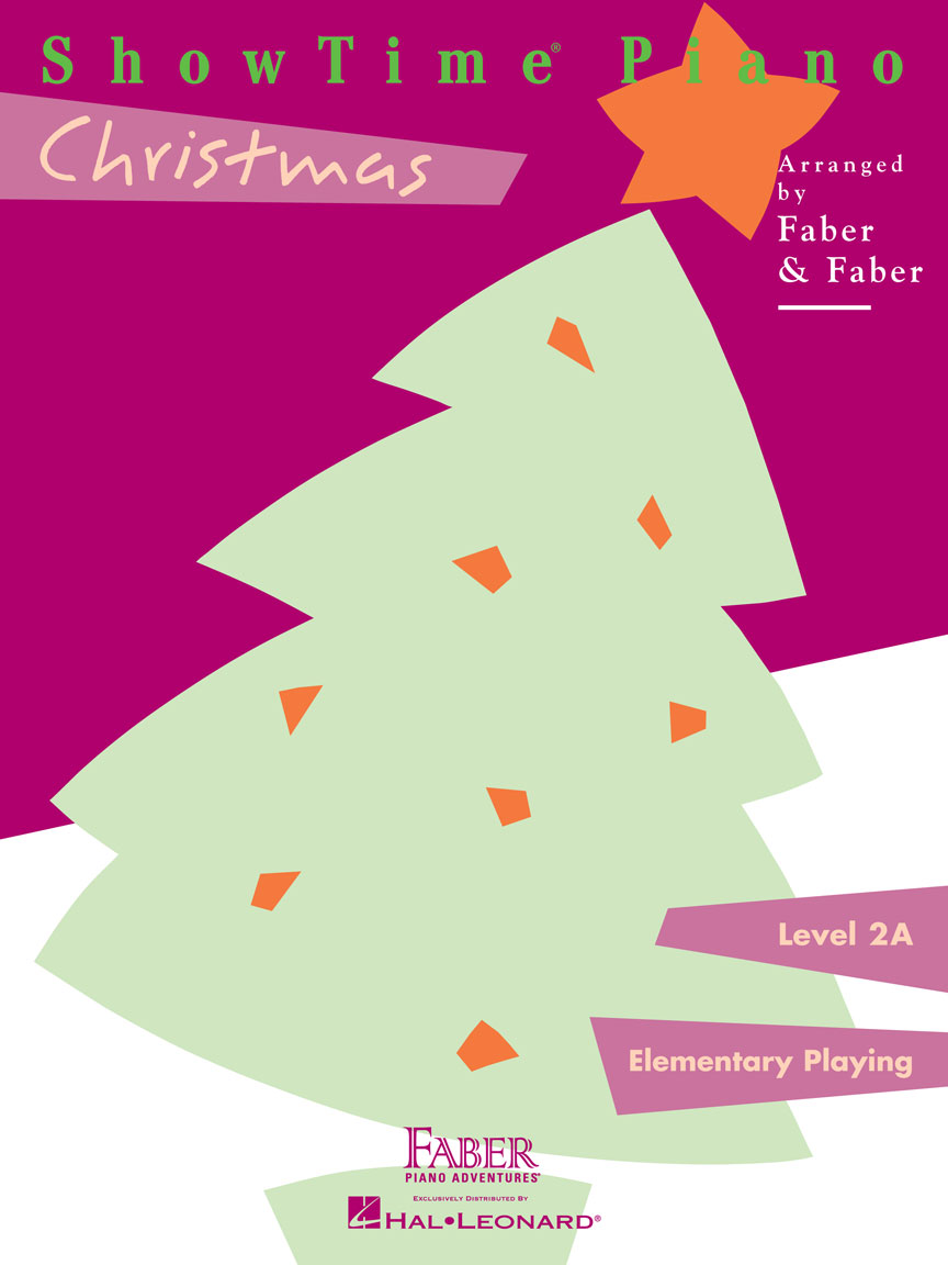Product Cover for ShowTime® Piano Christmas