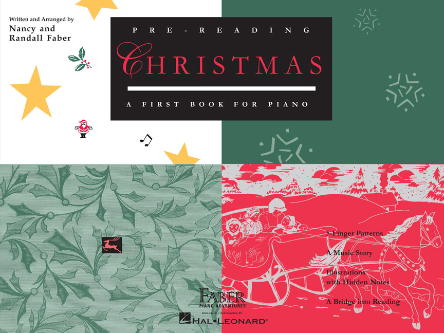 Product Cover for Pre-Reading Christmas