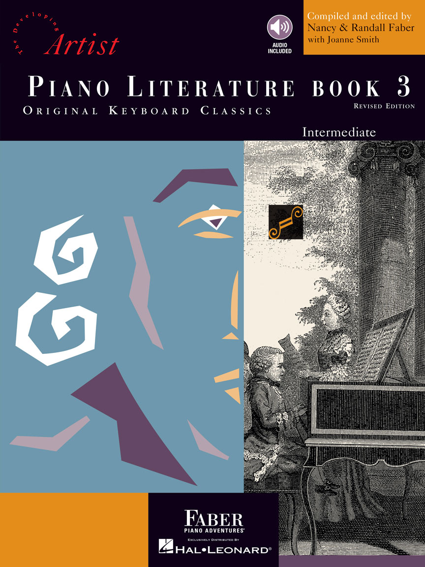 Product Cover for Piano Literature – Book 3: Revised Edition