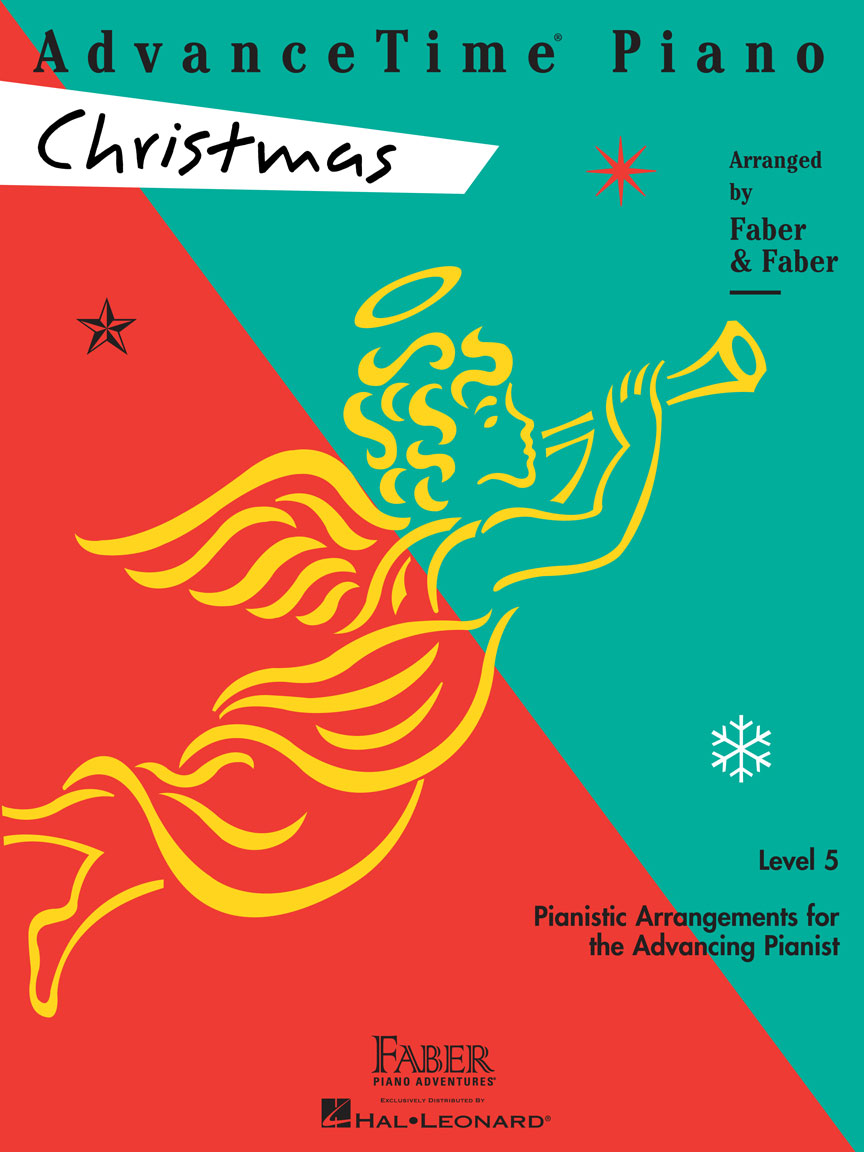 Product Cover for AdvanceTime® Piano Christmas