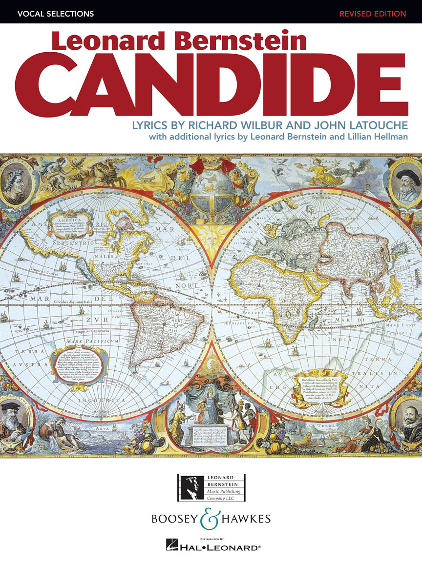 Product Cover for Candide – Vocal Selections