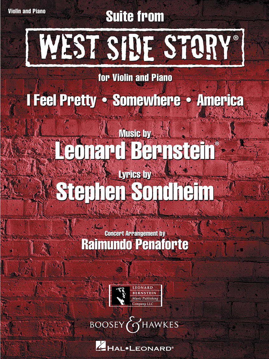 Product Cover for West Side Story Suite