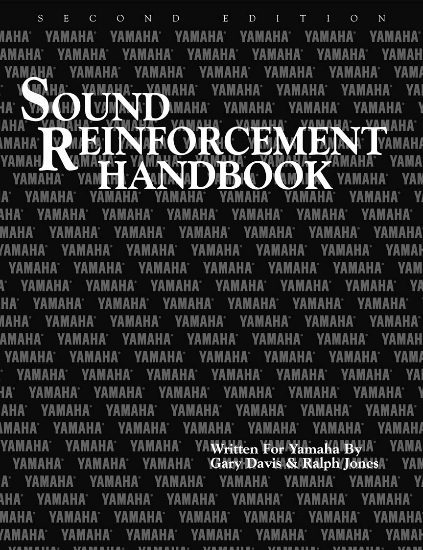 Product Cover for The Sound Reinforcement Handbook – Second Edition