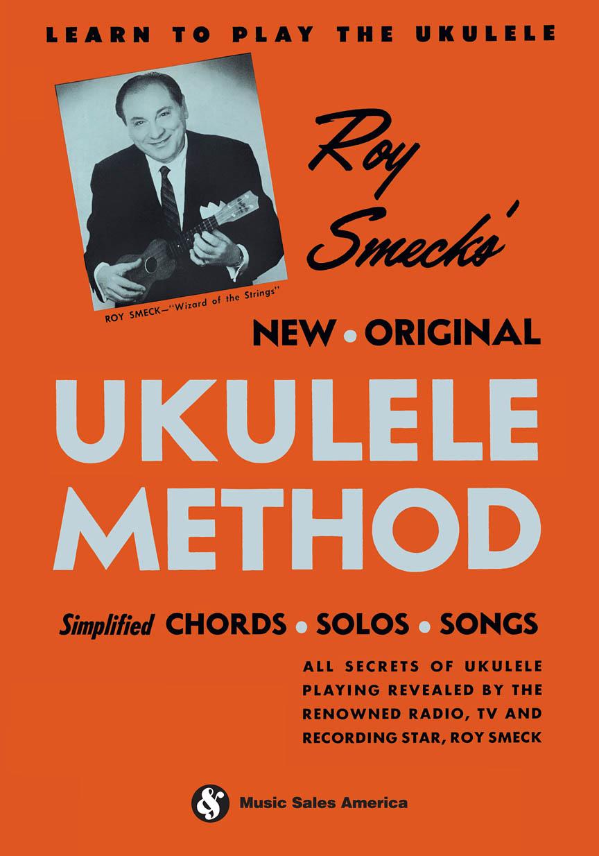 Product Cover for Roy Smeck's New Original Ukulele Method