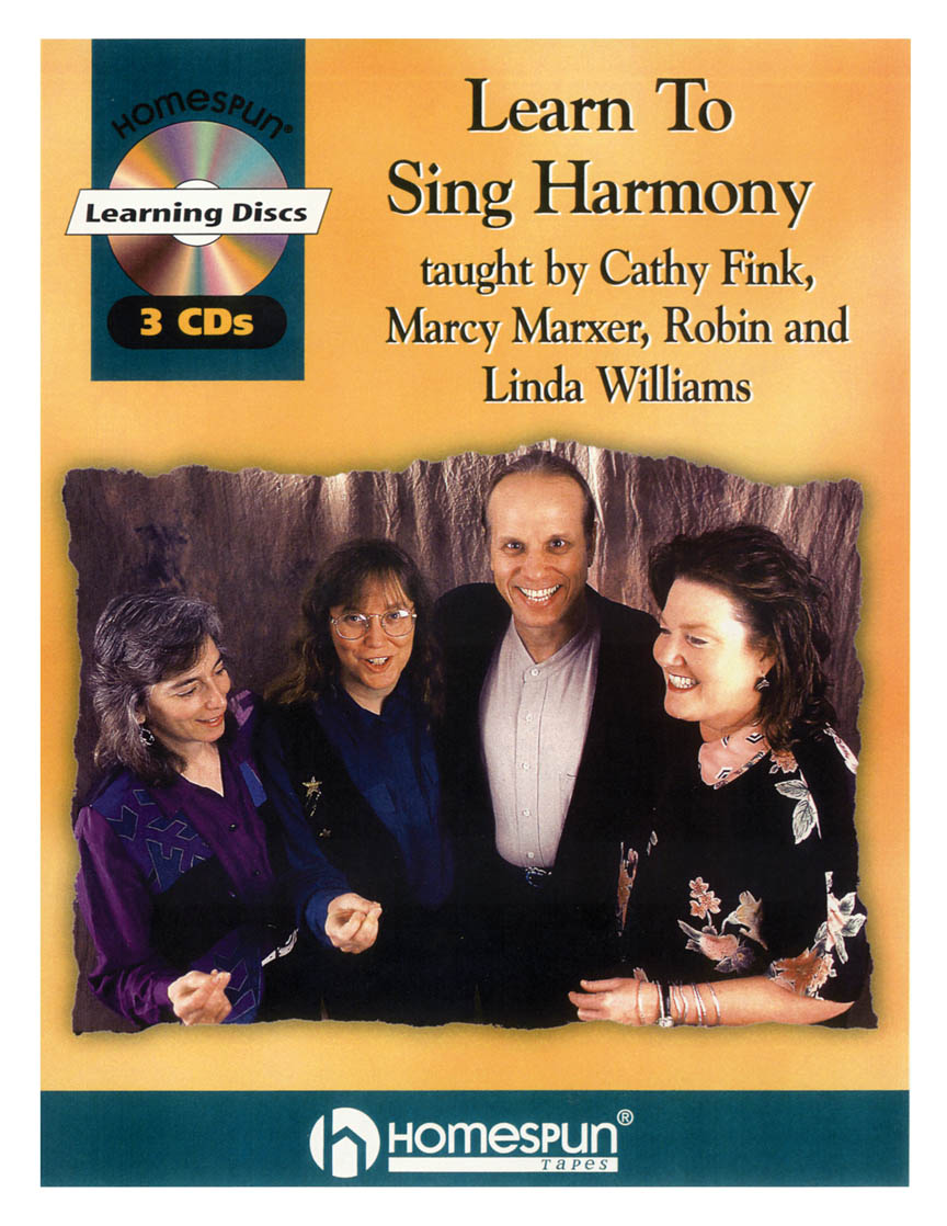 Product Cover for Learn to Sing Harmony