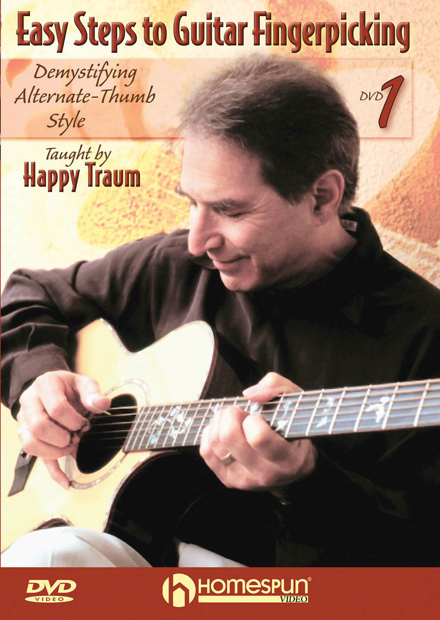 Product Cover for Easy Steps to Guitar Fingerpicking