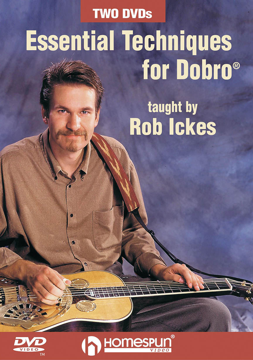 Product Cover for Essential Techniques for Dobro®