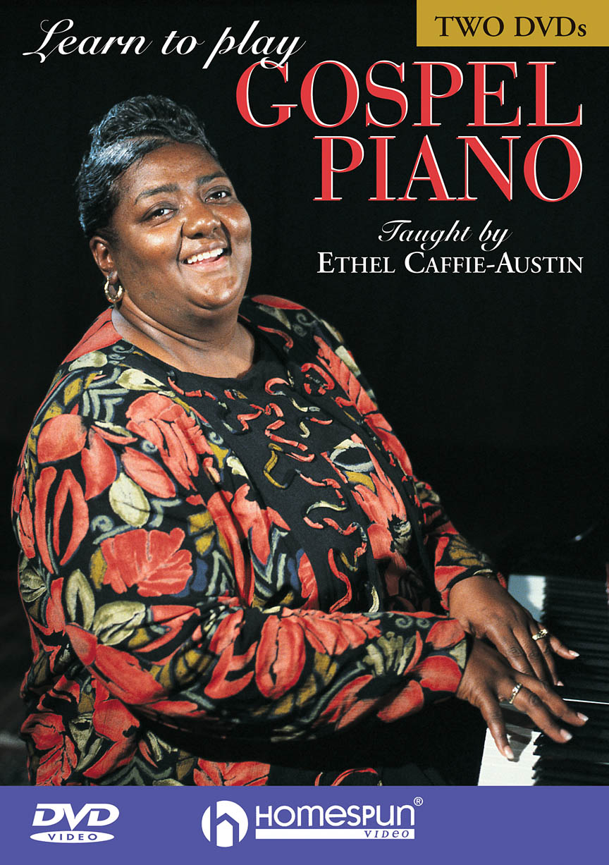 Product Cover for Learn to Play Gospel Piano