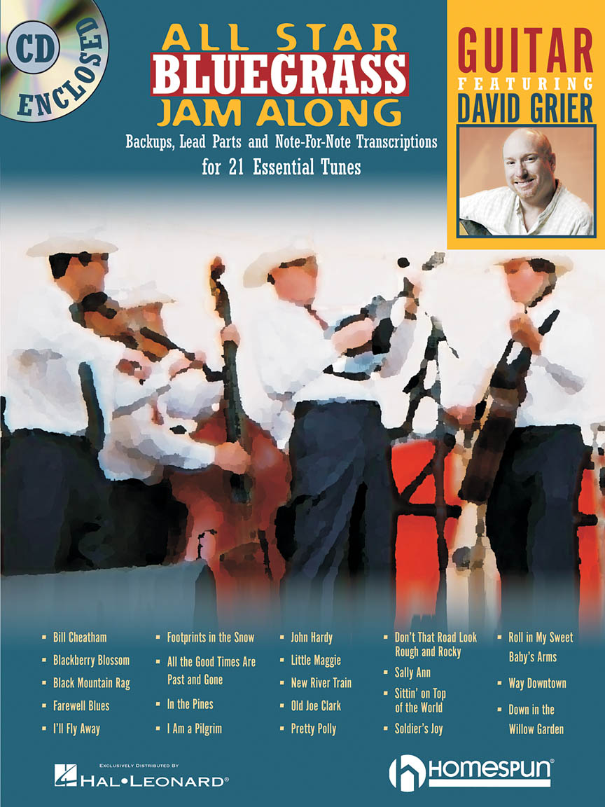 Product Cover for All Star Bluegrass Jam Along