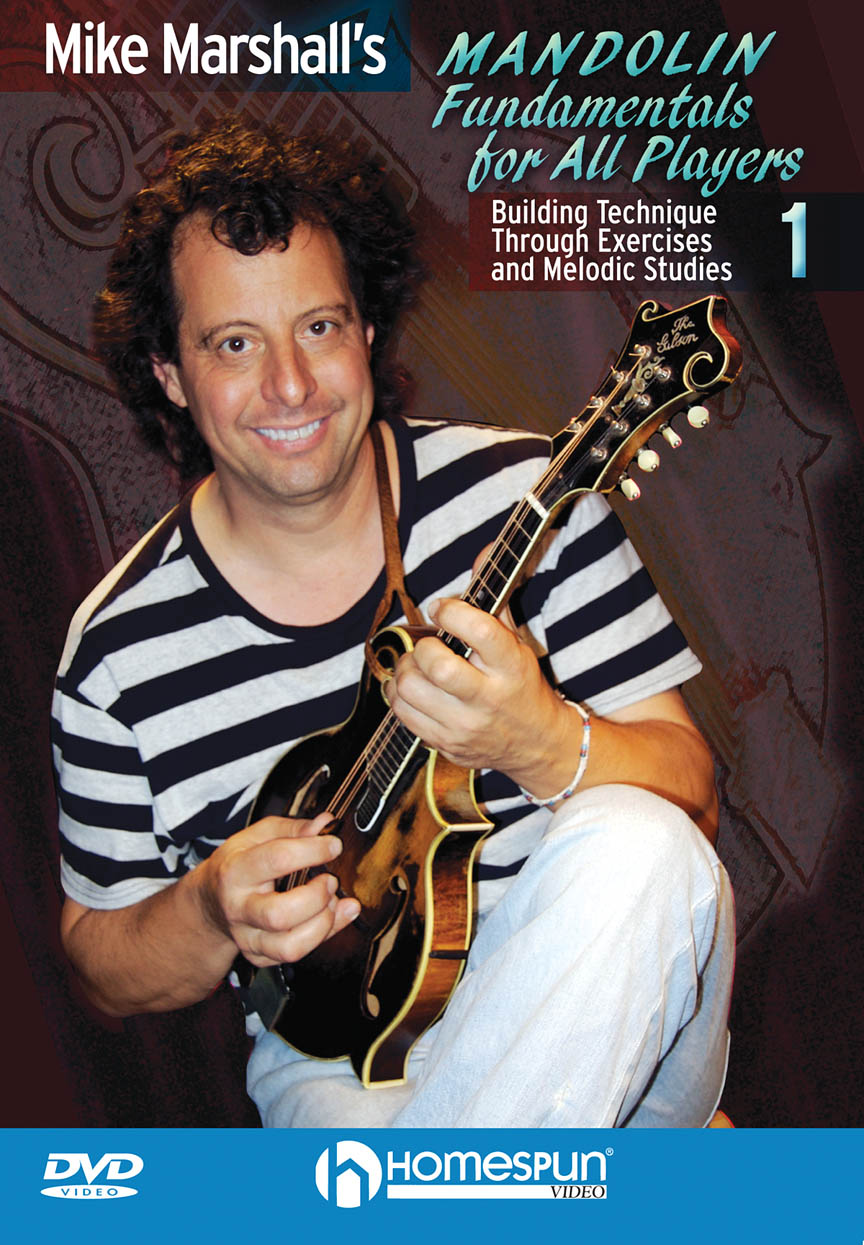 Product Cover for Mike Marshall's Mandolin Fundamentals for All Players