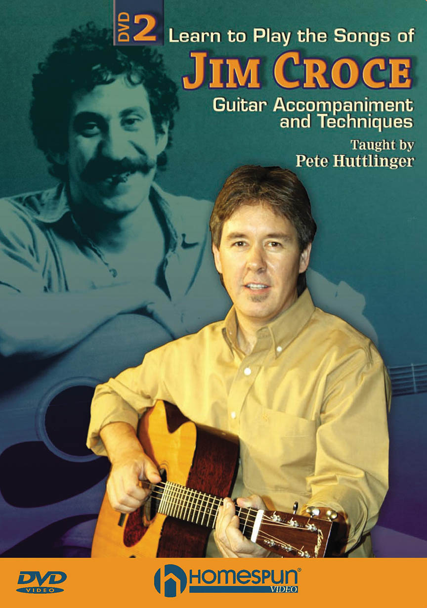 Product Cover for Learn to Play the Songs of Jim Croce